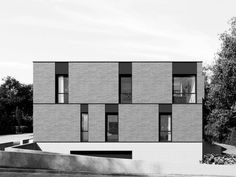 Architecture Design, Minimalist Architecture, Concept Architecture, Contemporary Architecture, Melbourne Architecture, Brick Design, Facade Design, Küchen Design, Townhouse Exterior