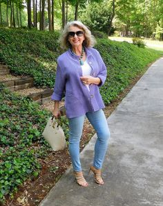 Fifty, not Frumpy: Walk A Mile