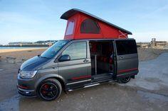 Vw T, Volkswagen, Vw Camper For Sale, Vw Caravelle, Pop Top Camper, Cute Cars, Campervan, Caravan, The Unit