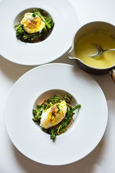 Yummy Dishes on Pinterest | Poached Eggs, Tarts and Asparagus