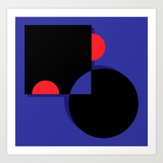Eclipse Art Print by Sants Armand - $16.64