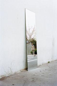 """athingcalledbliss: """"Aniek Klapwijk by Mark Borthwick for Balenciaga F/W 2016 Campaign """" Mirror Photography, Conceptual Photography, Creative Photography, Portrait Photography, Fashion Photography, Experimental Photography, Photography Ideas, Balenciaga, Givenchy"""