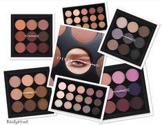 Eyes on MAC Collection; love all the palette variations! Mac Makeup Looks, Best Mac Makeup, Latest Makeup, Best Makeup Products, Beauty Products, Makeup Brands, Face Makeup, Best Makeup Powder, Makeup Tutorial Mac