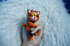 Olvik dolls, Куклы Олвик, ooak doll, clay doll, ceramik doll, bjd cat