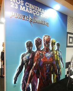 "New ""Power Rangers"" Image."