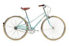 Creme Caferacer Lady Doppio 7-speed turquoise günstig kaufen bei fahrrad.de