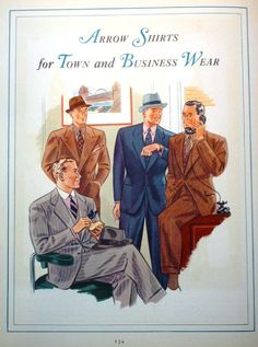 1936 Apparel Arts Anniversary Issue Images - Page 5