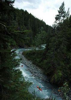 travelingcolors:  Winner Creek Trail, Girdwood | Alaska (by Melanie Chiavatti)