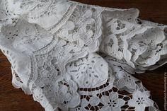Скатерка Ришелье. - белый,скатерть,скатерть ручной работы,скатерть на стол