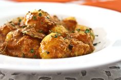 Potato is one the most favorites among most of the households. Try this rich healthy and delicious Kashmiri Style Dum Aloo and reassured everyone will absolutely love it. Serve it along with the Pudina Lahsun Laccha Paratha and the Beans and Carrot Pulao. You can finish your meal with a bowl of the Mint And Pomegranate Raita.   Tell us what is your favorite Potato dish and click on the images below for the recipes. #EverydayCooking #Recipes