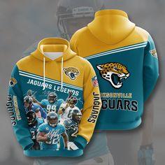 Tracksuit Jacket, Hoodie Jacket, Jaguar Usa, Jacksonville Jaguars, Nfl Shirts, Presents For Dad, American Football, Cool Outfits, Sports