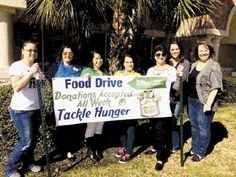Lake Houston office of Better Homes & Gardens Real Estate Gary Greene leads collection for Houston Food Bank