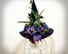 Witch Decor / Halloween Centerpiece / by englishrosedesignsoh
