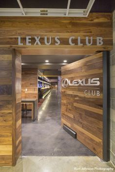Front Entrance to the Lexus Club at the CenturyLink Center In Omaha, Ne. http://www.kurtjohnsonphotography.com/