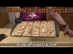 Pizzette Pasta Sfoglia Trailer - YouTube