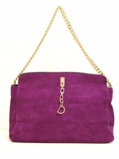 A1001 New Fashion Faux Suede Leather Cross Body Shoulder Ping Purse