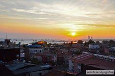 City Sunsets - Istanbul Turkey #photography #turkey  Want to go