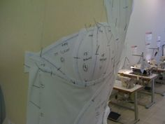 draping | pattern making