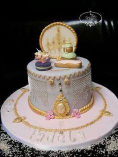 Gourmandise cake