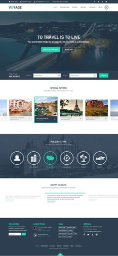 Best 20 website design ideas for the perfect making website layout design or website design portfolio for your upcoming project of website design inspiration. Web Design Trends, Web Design Grid, Site Web Design, Design Sites, Travel Website Design, Best Website Design, Web Design Tutorial, Web Design Mobile, Web Design Quotes