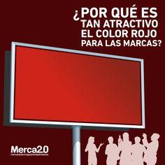 Los colores son considerados un método eficaz para impactar a los consumidores con un mensaje.