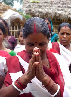 Namaste  Bihar, India    @Heifer International  #photography #travel #india