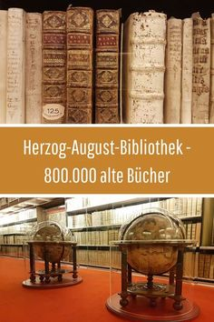 Eine der schönsten der Bibliotheken in Deutschland und das zweitteuerste Buch der Welt findet man in Wolfenbüttel. #bibliothek #niedersachsen #wolfenbüttel