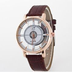 Female watch women brand PIN BO casual quartz Unique Stylish Hollow skeleton watches leather sport Lady wristwatches Reloj mujer #Affiliate