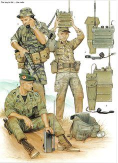 VIETNAM OSPREY Warrior series # 23