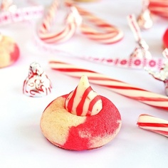 Peppermint sugar cookies- I love all things peppermint!