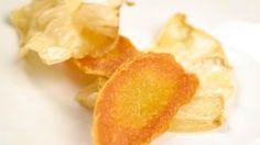 Чипсы из сельдерея и моркови, пошаговый рецепт с фото