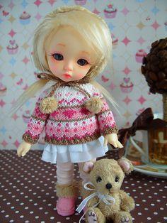 Мечты сбываются! :)) PukiFee Bonnie и Luna, Fairyland / BJD - шарнирные куклы БЖД / Бэйбики. Куклы фото. Одежда для кукол