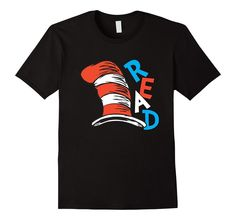 Read Across America Day Shirt - I Will Read Shirt - Dr.  Seuss - March 2, 2016