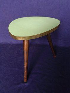 tres grande table basse tripode design moderniste annee 50 60 namjetaj pinterest tables and salons