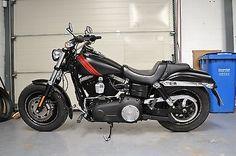 eBay: Harley Davidson Fatbob 64 plate #harleydavidson