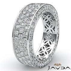 Diamond Rings : thick diamond wedding band