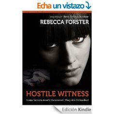 HOSTILE WITNESS (Thriller/legal thriller): A Josie Bates Thriller (The Witness Series Book 1) (English Edition)