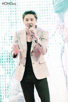 Junsu Baby ~ Lovely Smile at Goyang International Flower Expo ❤️ JYJ Hearts