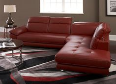 Excel 2 Piece Sectional - Huffman Koos Furniture