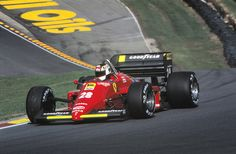 1985 Stefan Johansson - Ferrari 156/85 | Flickr - Photo Sharing!