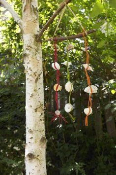 #DIY Wind Chime | Easy Spring Crafts for Kids - Parenting.com