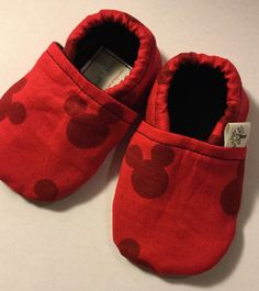 A personal favorite from my Etsy shop https://www.etsy.com/listing/270439410/crib-shoes-little-fox-soft-sole-booties