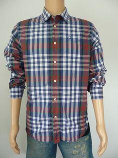 #Check out Ben Sherman Men's Long Sleeve Check Button Front Shirt Size Large #BenSherman https://www.ebay.com.au/itm/162786152615?roken=cUgayN&soutkn=4s9McT via @eBay