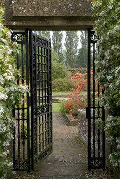 Barrington House, somerset, England