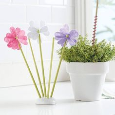 SmartScents by PartyLite™ Flower Fun Toppers, More spring fun with smartscents! Partylite, Shops, Home Projects, Candles, Spring, Fun, Summer 2015, February, Diffuser