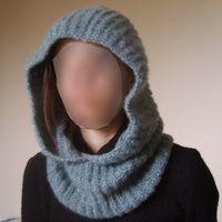 Fournitures :  > 1 paire d'aiguilles n°4,5.  > Aiguille à laine. > 1 brin de laine : 53% acrylique, 29% polyamide, 18% laine ; recommandée avec des aiguilles...