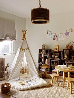 Virlova Interiorismo: [Deco] Inspiración: Vintage Kid's Room