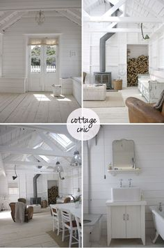 cottage chic | by the style files