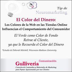 La influencia del color en el comportamiento del consumidror online. Psicología del color