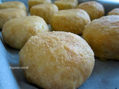 Arancini: knusprige Reisbällchen auf italienische Art /crunchy italian Rice Balls
